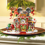 Department 56 North Pole Series Village: Collectible Disney Mickey Mouse Watch Factory