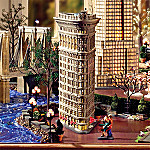 Department 56 Christmas In The City Flatiron Building