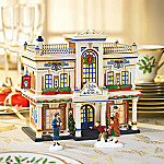 Department 56 Christmas In The City Lenox China Shop Village Building