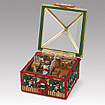 Mr. Christmas North Pole Music Makers Collectible Music Box