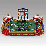 Mr. Christmas World's Fair Animated Carriage Race Music Box
