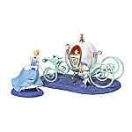 Department 56 It's Almost Midnight Disney Cinderella Collectible Figurine Set