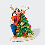 Department 56 Disney A Goofy Christmas Collectible Jeweled Box