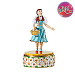 Department 56 Wizard Of Oz Dorothy Collectible Jeweled Jewelry And Trinket Box