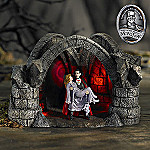 Department 56 Universal Monsters Draculas Domain Village: Halloween Decoration