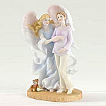 Seraphim Angel Figurine: Awaiting A Miracle