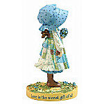Holly Hobbie Love Is The Nicest Gift Of All Figurine