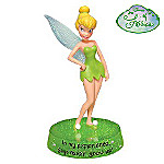 Disney Tinker Bell Collectible Figurine: Never Grow Up