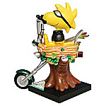 Easy Ridin' Woodstock Collectible Peanuts Figurine