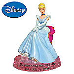 Disney Cinderella Collectible Figurine: Rule The Prince