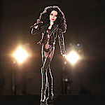 1980's Cher Bob Mackie Collectible Barbie Doll