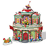 Department 56 Collectible North Pole Series Elfin Toy Museum Village Building