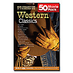 Western Classics 50 Movie DVD Pack