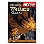 Western Classics 50 Movie DVD Pack