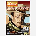 John Wayne 20 Movie Classics DVD Pack