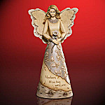 Elements(TM) Mother Angel Collectible Wood And Pewter Figurine: Gift for Mom