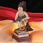 Wings Of Freedom USMC Marine Corps Collectible Figurine