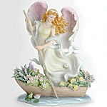 Seraphim Angel Figurine: Kerri - Adventurous Spirit