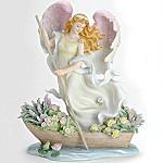 Seraphim Angel Figurine: Kerri - Adventurous Spirit