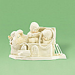 Department 56 Snowbabies We Dig For Treasures Collectible Figurine