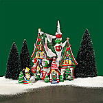 Department 56 North Pole Series Christmasland Tree Toppers Village Gift Set
