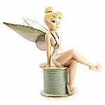 Lenox Tinker Bell Pixie Perfection Disney Fairy Figurine