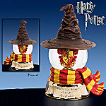 Harry Potter Gryffindor Sorting Hat Musical Water Globe