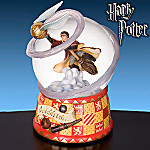 Harry Potter Quidditch Musical Water Globe
