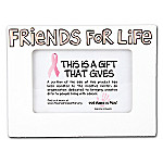 DIY Friends For Life Personalized Photo Frame Kit: Friendship Gift
