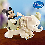 Lenox Disney Fun With Mickey & Dumbo Figurine