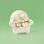 Department 56 Snowbabies Cocoa For Two Friendship Figurine