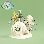 Department 56 Snowbabies Tinker Bell Figurine: Trimming The Tree With Tink