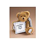 Boyds Grandma's Little Angel Plush Teddy Bear: Grandchild Gift