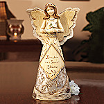 Elements(TM) Blessings For A Daughter Angel Figurine: Daughter Gift