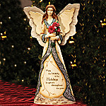Elements(TM) Beauty Of The Holidays Angel Figurine