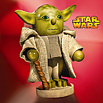 Steinbach Star Wars Yoda Collectible Nutcracker