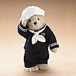 Boyds Navy Teddy Bear