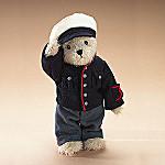 Boyds Marine Teddy Bear