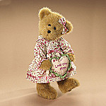 Boyds Mama McBearsley Collectible Teddy Bear