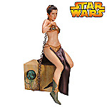 Kotobukiya Star Wars Princess Leia Soft Vinyl Figure Model Kit With Slave Costume