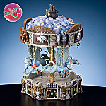 Wizard Of Oz Collectible Monkey-Go-Round Wicked Witch Of The West Carousel Music Box