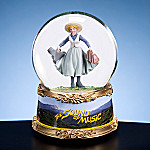 The Sound Of Music Collectible Maria Musical Water Globe