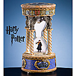 Collectible Harry Potter And The Sorcerer's Stone Hourglass Musical Figurine