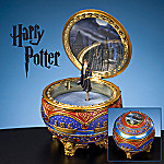 Harry Potter Collectible Hinged Music Box