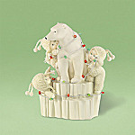 Department 56 Snowbabies Northern Lights Collectible Polar Bear Figurine