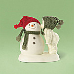 Department 56(R) Snowbabies(TM) Collectible You're The Only Man For Me Figurine