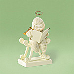 Department 56 Snowbabies Collectible May An Angel Watch Over You Figurine