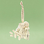 Department 56 Snowbabies Just Married Collectible Christmas Ornament