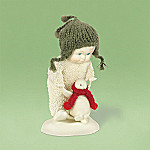 Department 56 Snowbabies Collectible Baby's First Steps Figurine
