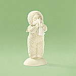 Department 56 Snowbabies Collectible God Bless You Angel Figurine